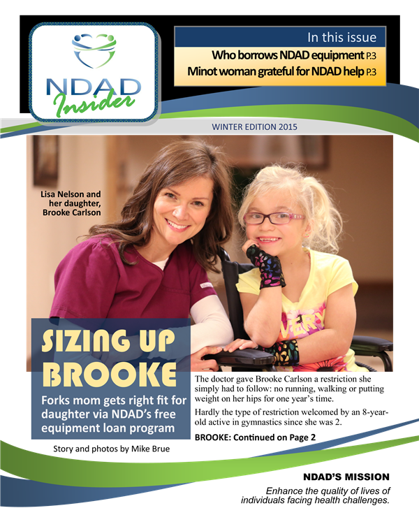 NDAD Insider Winter 2014