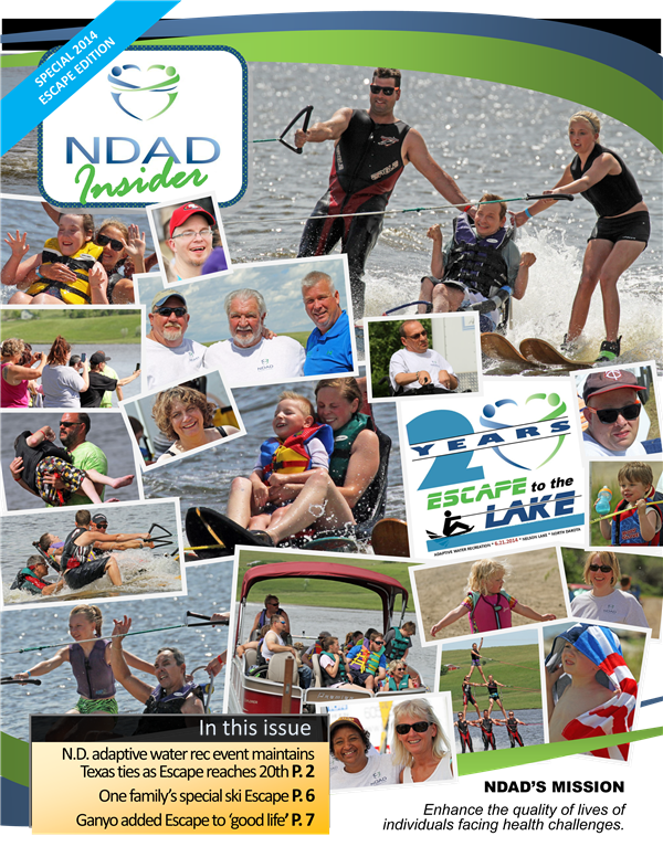 NDAD Insider 2014 Special - Escape to the Lake 20th anniversary