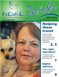 Get the latest NDAD Insider newsletter