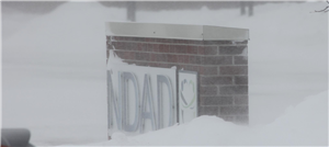 Blizzard conditions prompt NDAD Grand Forks office to close