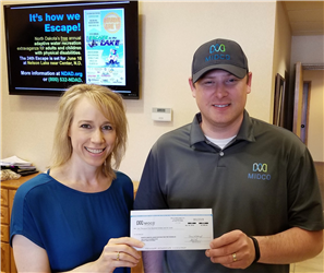 Midco Foundation awards $1,500 grant to NDAD