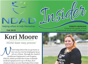 Read NDAD's latest Insider newsletter