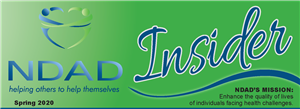 NDAD's latest Insider newsletter available