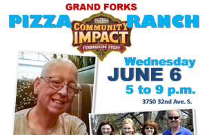 June 6 Pizza Ranch fundraiser will help lymphoma patient Steve Magenau