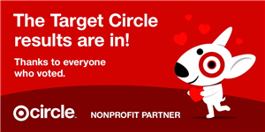 Target stores charitable program announces NDAD award