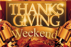 NDAD closed Nov. 28-29 for Thanksgiving holiday