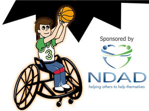NDAD wheelchair basketball resumes Jan. 14