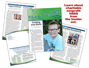 Take a look at NDAD's fall Insider newsletter
