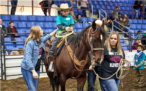 Wild West Rodeo for kids provides more fun, thrills